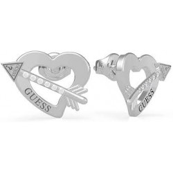 PENDIENTES GUESS ACROSS MY HEART